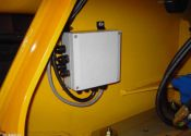 Junction Box auf Liebherr 556 2plus2